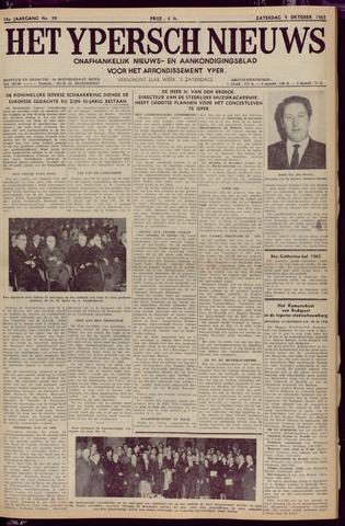 Het Ypersch nieuws (1929-1971) 1965-10-09