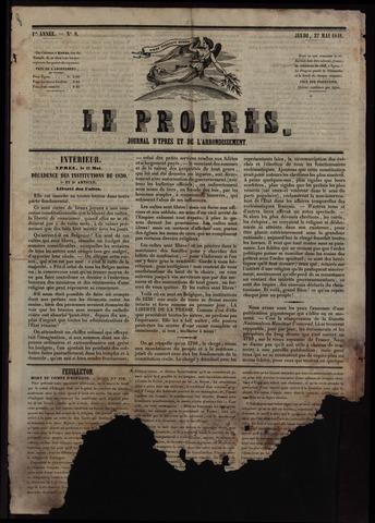 Le Progrès (1841-1914) 1841-05-27
