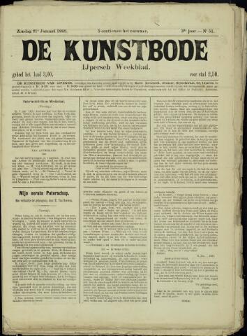 De Kunstbode (1880 - 1883) 1883-01-21