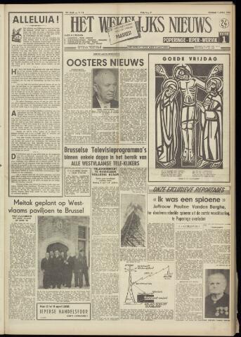 Het Wekelijks Nieuws (1946-1990) 1958-04-04