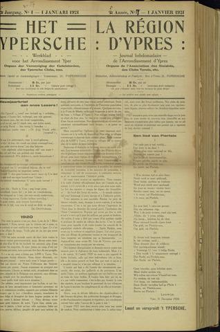 Het Ypersche (1925 - 1929) 1921-01-01