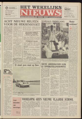 Het Wekelijks Nieuws (1946-1990) 1982-07-02