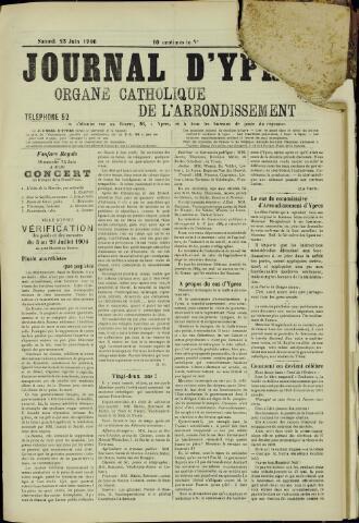 Journal d'Ypres (1874 - 1913) 1906-07-23