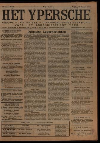 Het Ypersch nieuws (1929-1971) 1944-01-14