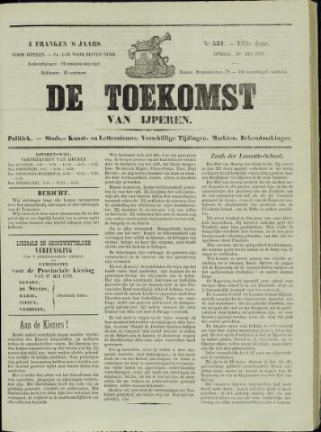 De Toekomst (1862 - 1894) 1872-05-26