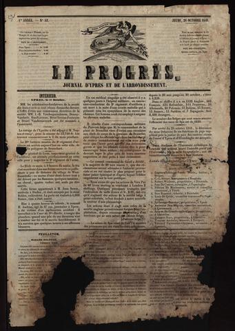 Le Progrès (1841-1914) 1841-10-28