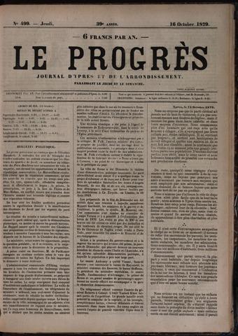 Le Progrès (1841-1914) 1879-10-16
