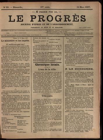 Le Progrès (1841-1914) 1897-03-14