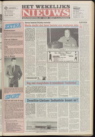 Het Wekelijks Nieuws (1946-1990) 1987-02-06