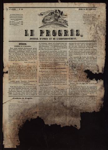 Le Progrès (1841-1914) 1841-11-11