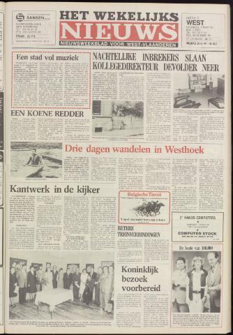 Het Wekelijks Nieuws (1946-1990) 1979-05-25