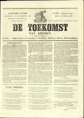 De Toekomst (1862 - 1894) 1870-02-20