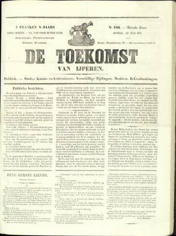 De Toekomst (1862 - 1894) 1871-07-16
