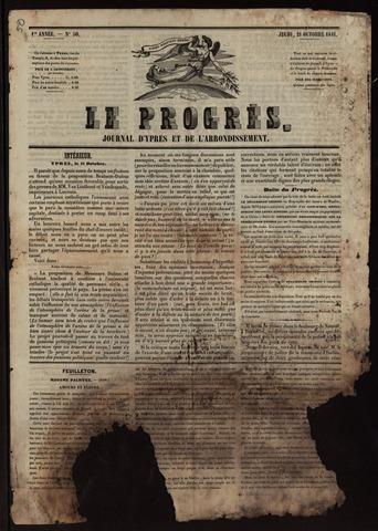 Le Progrès (1841-1914) 1841-10-21
