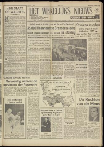 Het Wekelijks Nieuws (1946-1990) 1959-01-30
