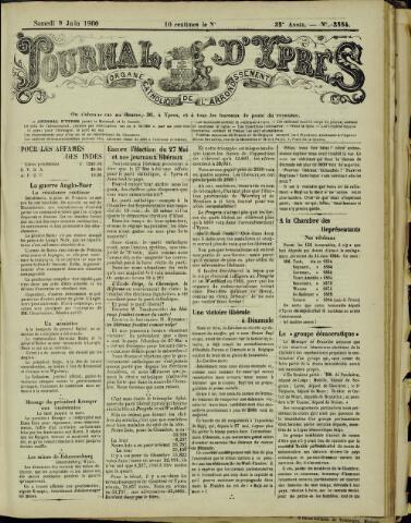 Journal d'Ypres (1874 - 1913) 1900-06-09