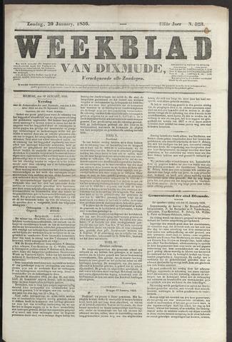 Weekblad van Dixmude 1856-01-20