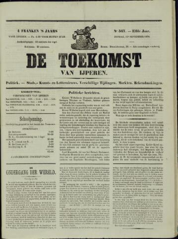 De Toekomst (1862 - 1894) 1872-09-15