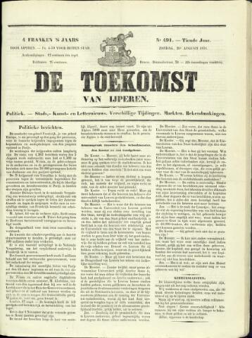 De Toekomst (1862 - 1894) 1871-08-20