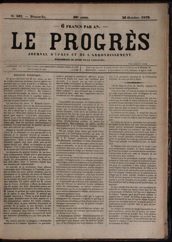 Le Progrès (1841-1914) 1879-10-26
