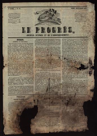 Le Progrès (1841-1914) 1841-11-04