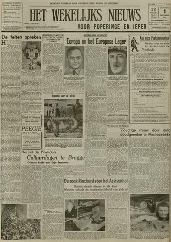 Het Wekelijks Nieuws (1946-1990) 1951-12-01