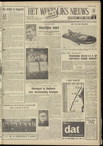 Het Wekelijks Nieuws (1946-1990) 1958-05-02