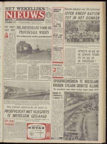 Het Wekelijks Nieuws (1946-1990) 1974-05-17