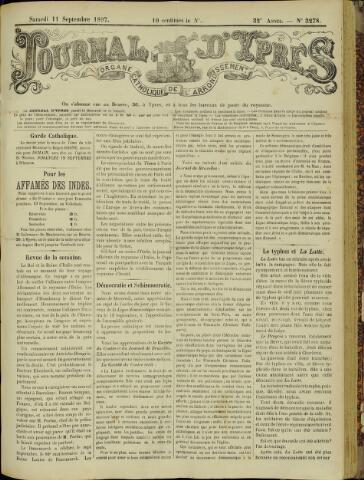 Journal d'Ypres (1874 - 1913) 1897-09-11