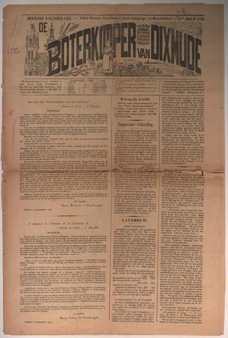 De Boterkoper 1909-10-06