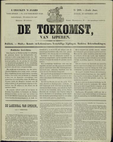 De Toekomst (1862 - 1894) 1867-09-29