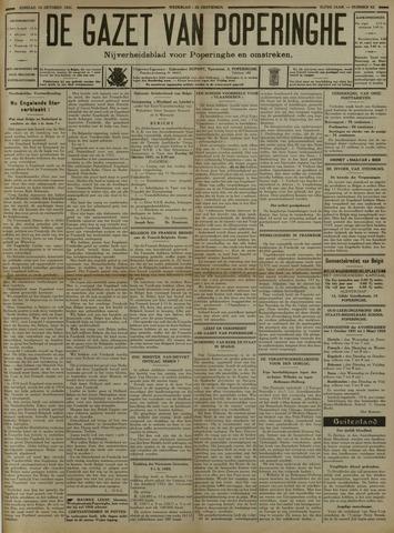 De Gazet van Poperinghe  (1921-1940) 1931-10-18