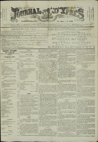 Journal d'Ypres (1874 - 1913) 1877-01-27