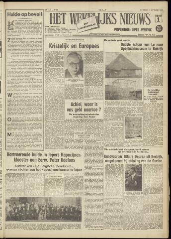 Het Wekelijks Nieuws (1946-1990) 1957-09-21