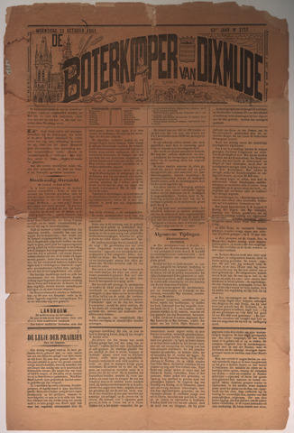 De Boterkoper 1901