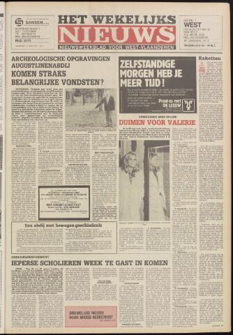 Het Wekelijks Nieuws (1946-1990) 1985-03-22