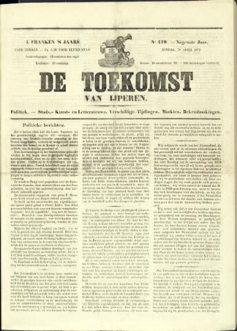 De Toekomst (1862 - 1894) 1870-04-03