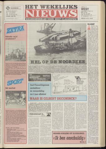 Het Wekelijks Nieuws (1946-1990) 1987-03-13