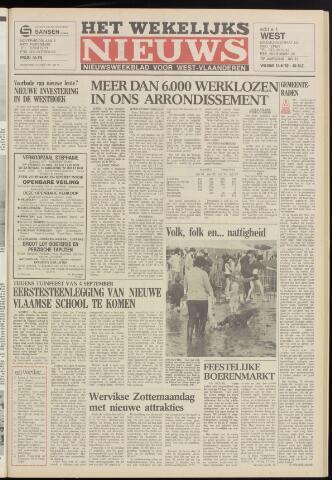 Het Wekelijks Nieuws (1946-1990) 1982-08-13