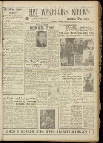 Het Wekelijks Nieuws (1946-1990) 1955-03-05