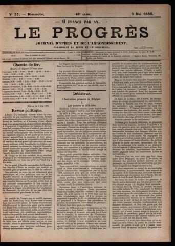 Le Progrès (1841-1914) 1888-05-06