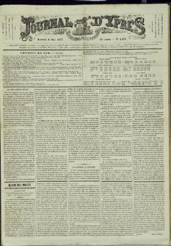 Journal d'Ypres (1874 - 1913) 1877-06-06