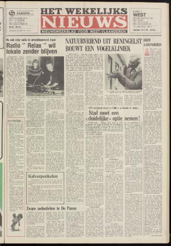 Het Wekelijks Nieuws (1946-1990) 1982-01-29