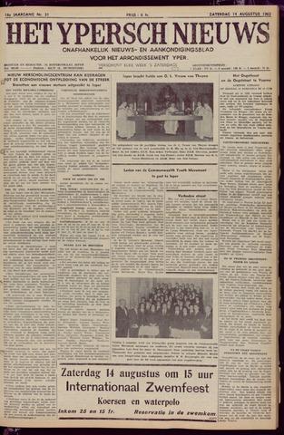 Het Ypersch nieuws (1929-1971) 1965-08-14