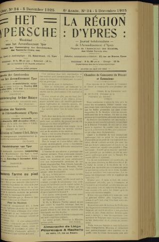 Het Ypersche (1925 - 1929) 1925-12-05
