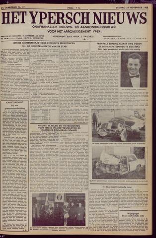 Het Ypersch nieuws (1929-1971) 1968-11-29