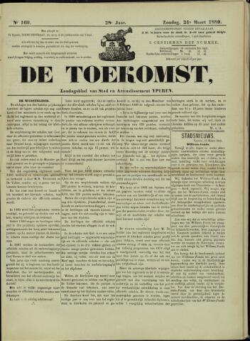 De Toekomst (1862 - 1894) 1889-03-24