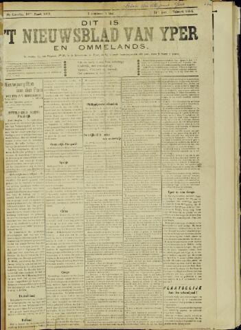 Nieuwsblad van Yperen en van het Arrondissement (1872 - 1912) 1899-03-18