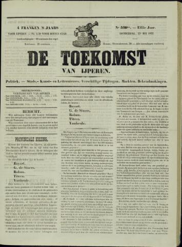 De Toekomst (1862 - 1894) 1872-05-23