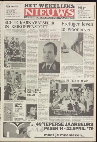 Het Wekelijks Nieuws (1946-1990) 1979-03-30
